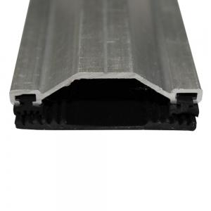 Perfil de Emenda Trapézio Alumínio 50mm com EPDM 6mts