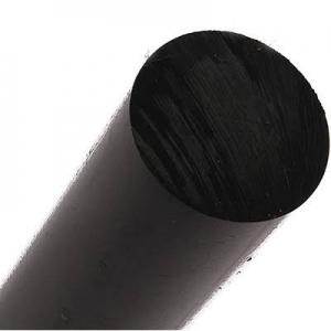 Tarugo Nylon 6.0 Preto 065x1000mm