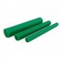 Tarugo Poliuretano Verde 80/85 SH A 45x300mm