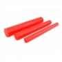 Tarugo Poliuretano vermelho 90SH A 105X300mm