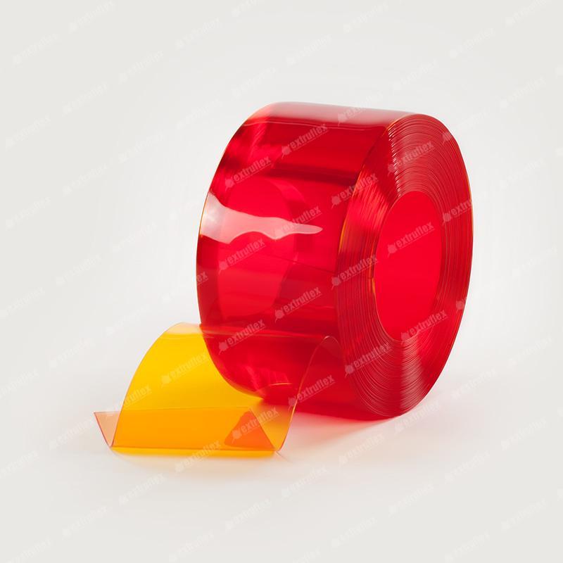 Bobina Pvc Amarelo Anti-Inseto Citronela 200mmx2mmx50mts