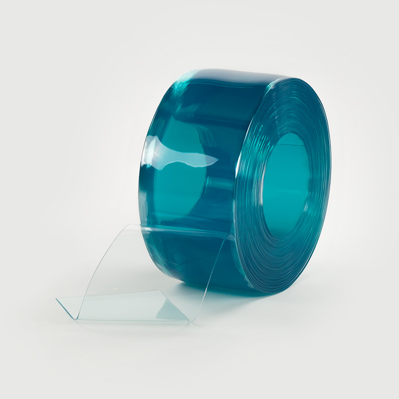 Bobina Pvc Polar Transparente 100mmx2mmx50mts