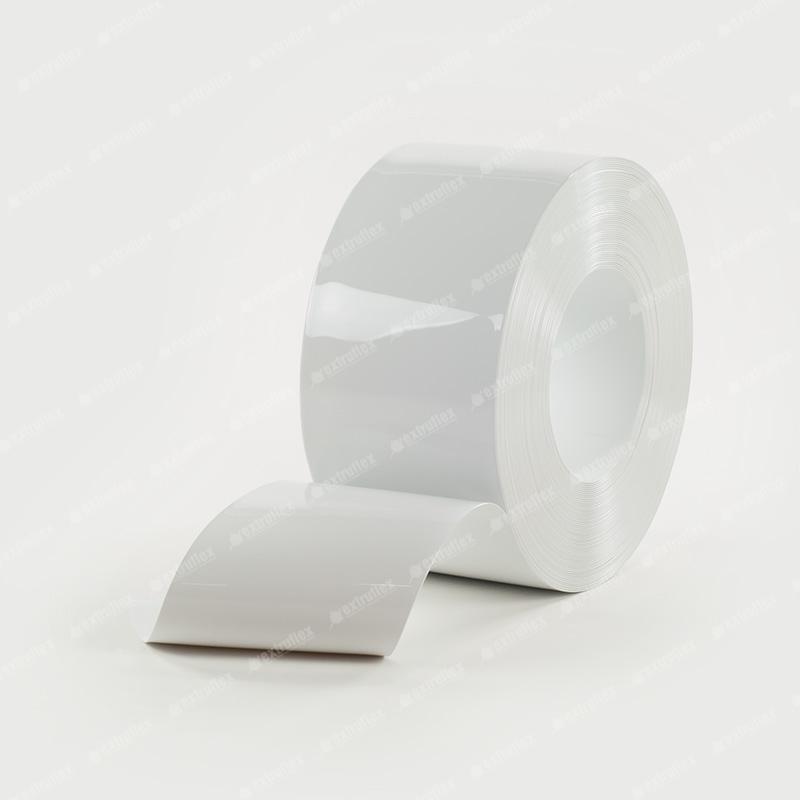 Bobina Pvc Standard Branco Opaco 200mmx2mmx50mts