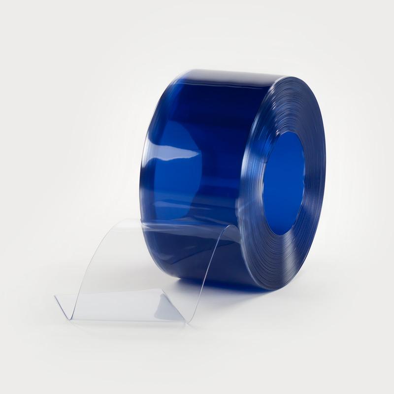 Bobina Pvc Standard Transparente 100mmx2mmx50mts