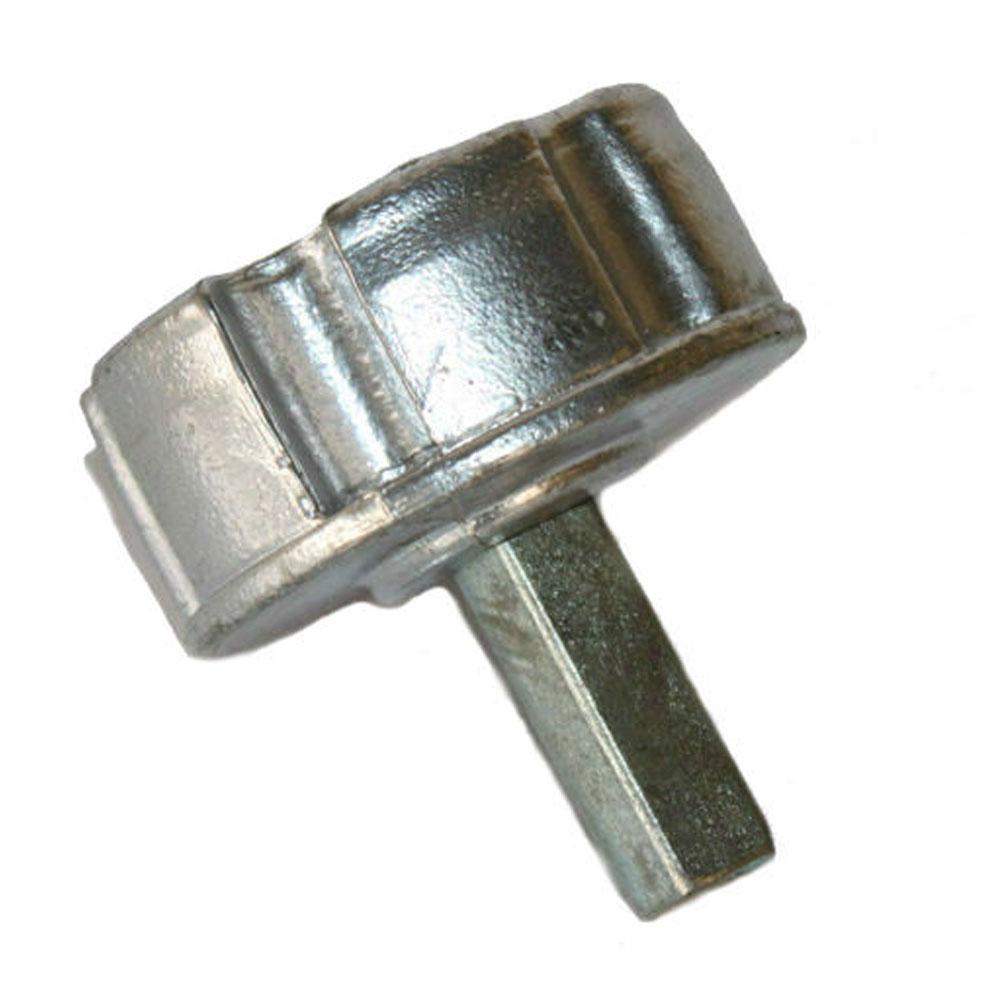 Bucha D80 Aluminio com Pino