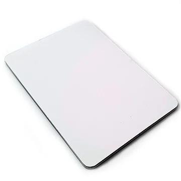 Chapa Acm Branco Brilho 1,22x5,00mt- BR404B