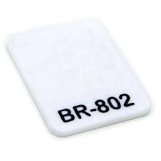 Chapa acrílico cast branco 4mmx1000x2000mm