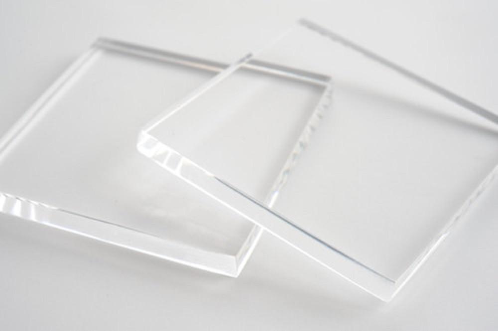 Chapa Acrilico Cast Cristal 3mmx1000mmx2000mm