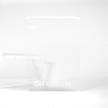 Chapa Acrilico Cast Cristal 3mmx1220mmx2440mm