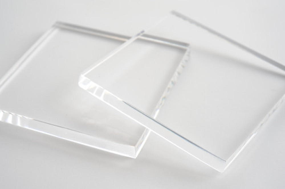 Chapa Acrilico Cast Cristal 8mmx1000mmx2000mm
