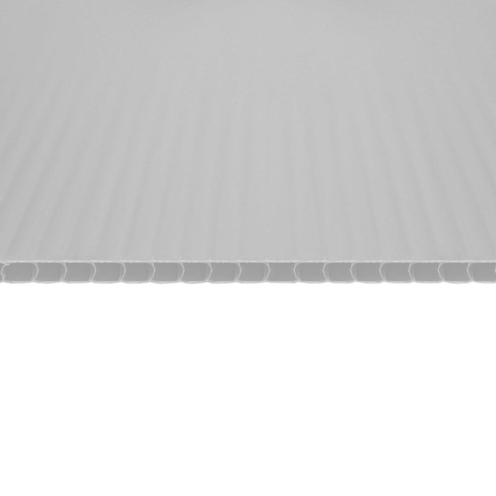 Chapa Plastionda Natural 3mmx1300mmx2000mm 550gr. m²