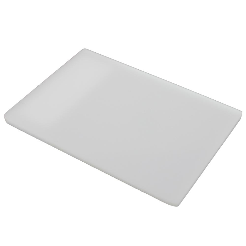 Chapa policarbonato compacto branco 2mmx2000mmx6000mm