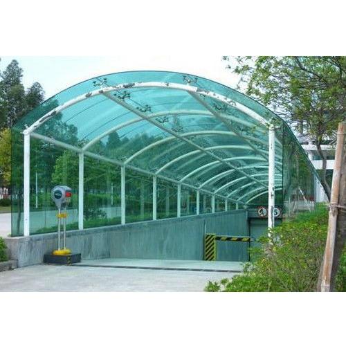 Chapa policarbonato compacto verde 3mmx2000mmx6000mm