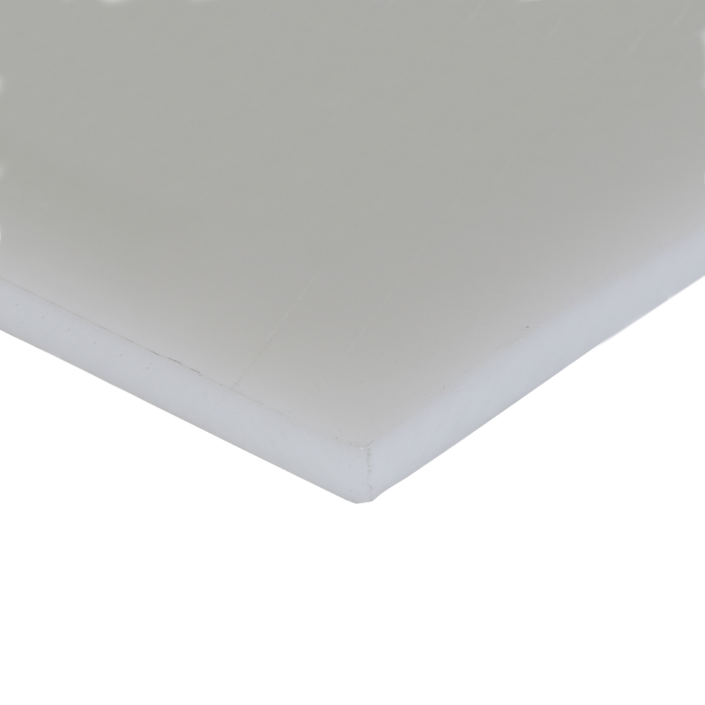 Chapa Polietileno Natural 10mmx1000mmx2000mm