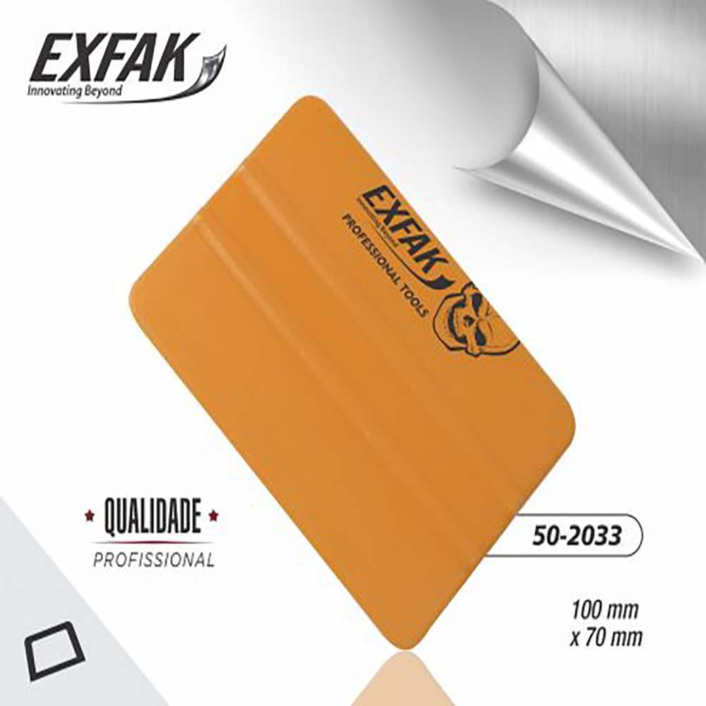 Espátula retângulo pro gold rg  50-2033 -exfak