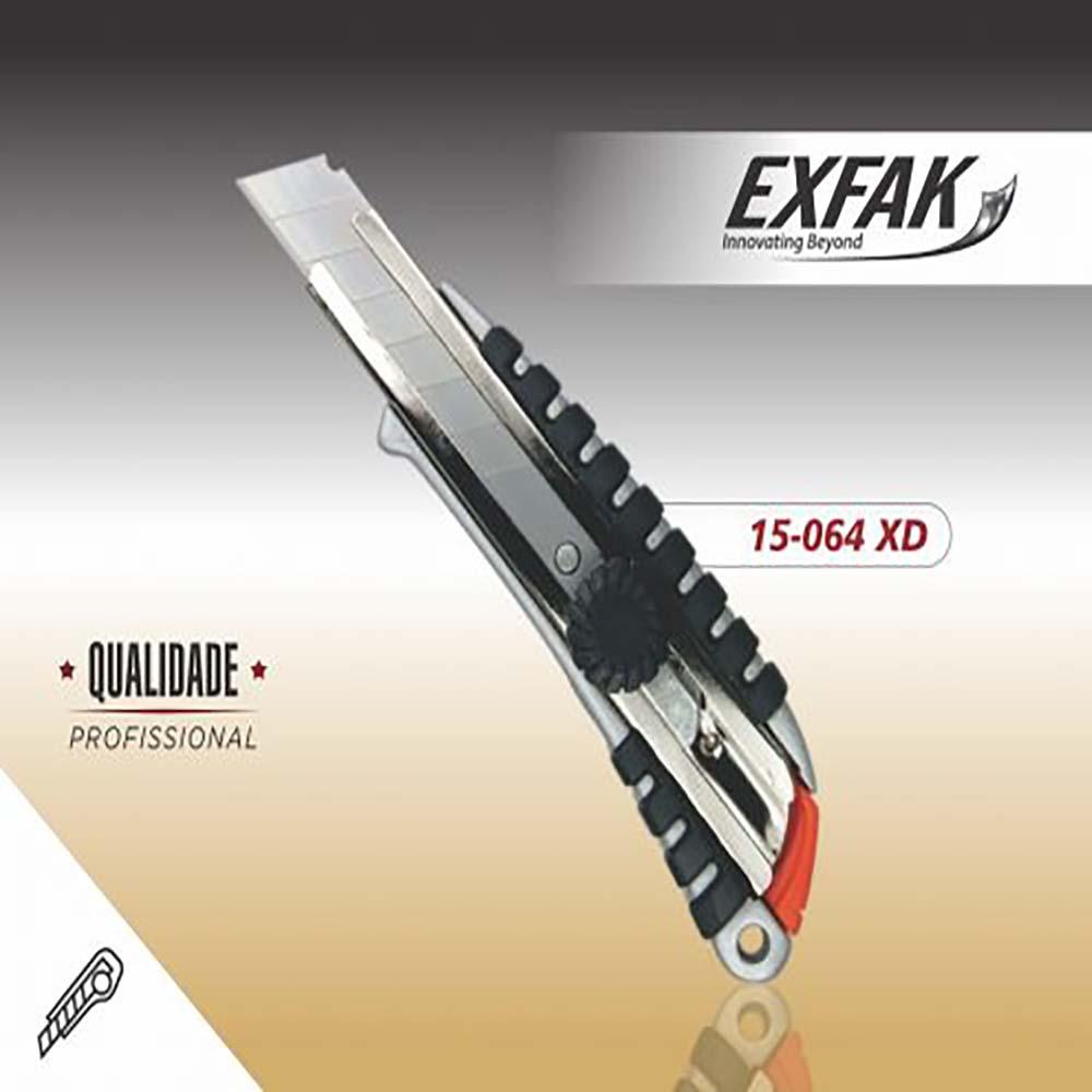 Estilete largo semi profissional 15-064xd -exfak
