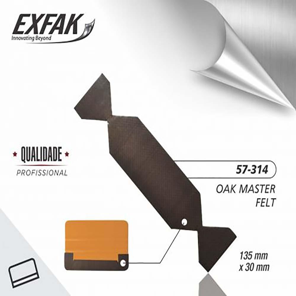 Feltro exfak  master felt oak 57-314