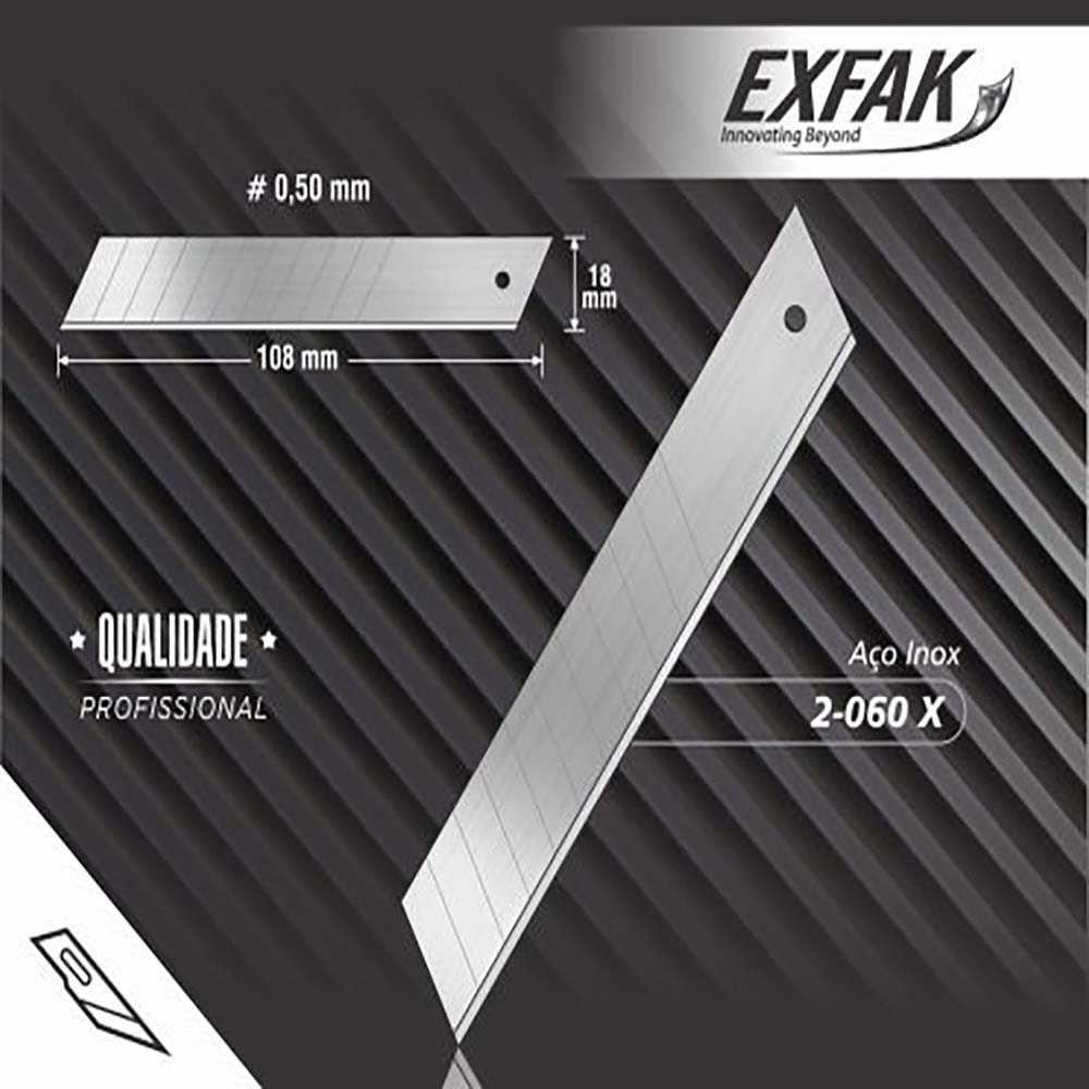 Lâmina exfak  p/ estilete aco inox 2-060x