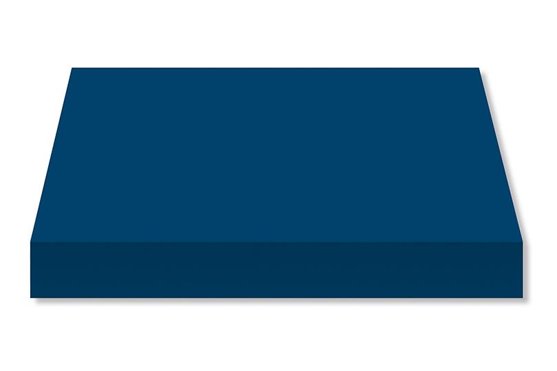 Lona Acrílica Azul 172 1,52x1,0mt