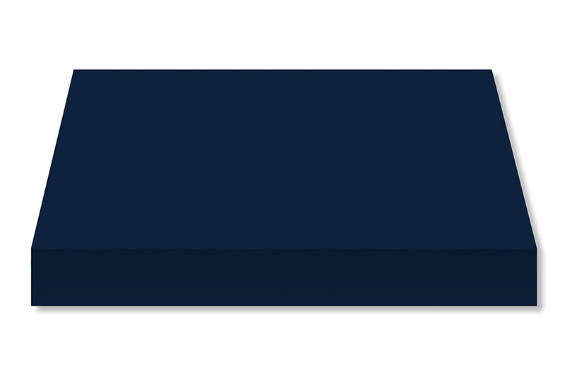 Lona Acrílica Azul Almirante 170 1,52x1,0mt