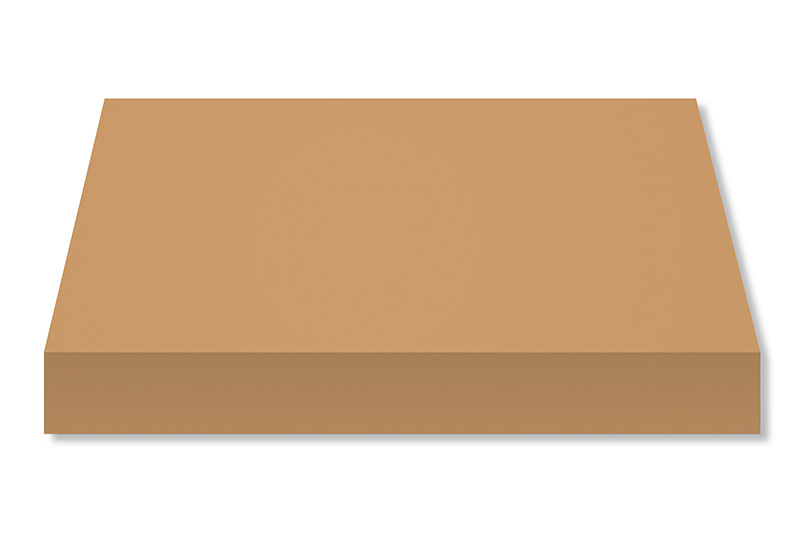 Lona Acrílica Bege 100 1,52x1,0mt