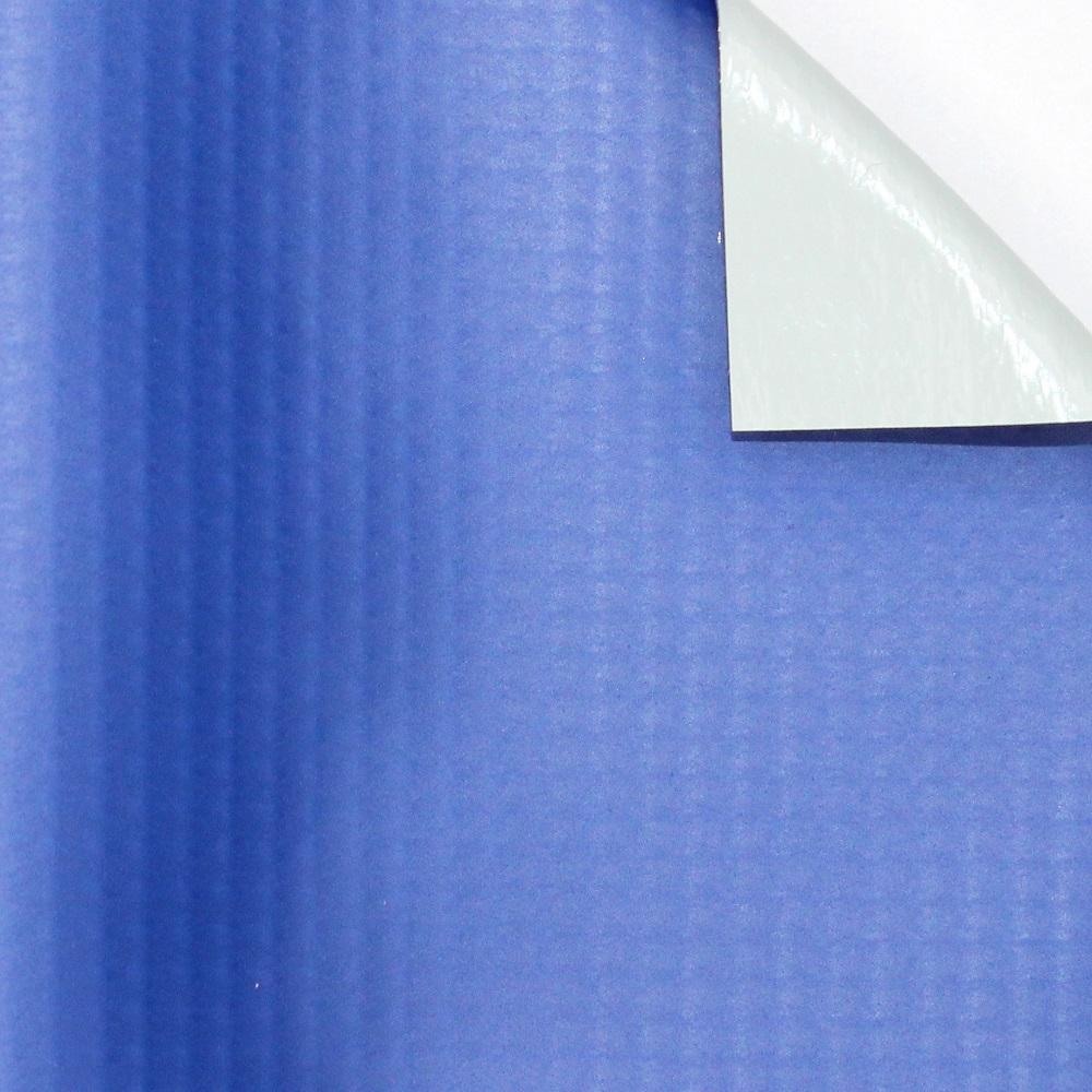 Lona vinitop FL Azul - Larg. 1,40mt