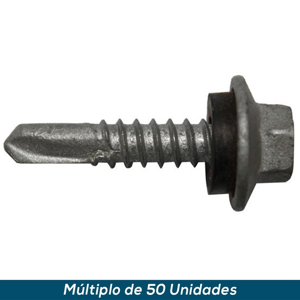 Parafuso Autoatarraxante Agulha Mad. 10-17x1.1/2