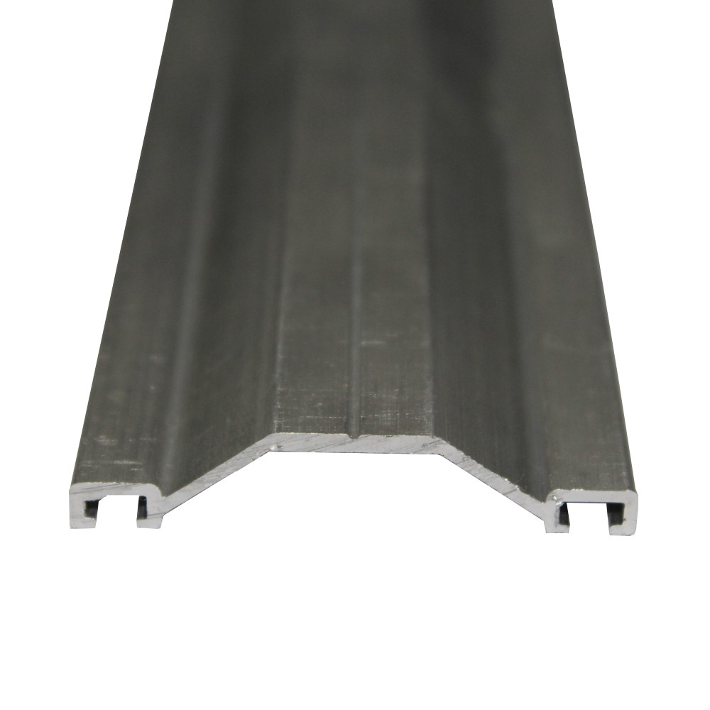 Perfil de Emenda Trapézio Alumínio 50mm - 6mts