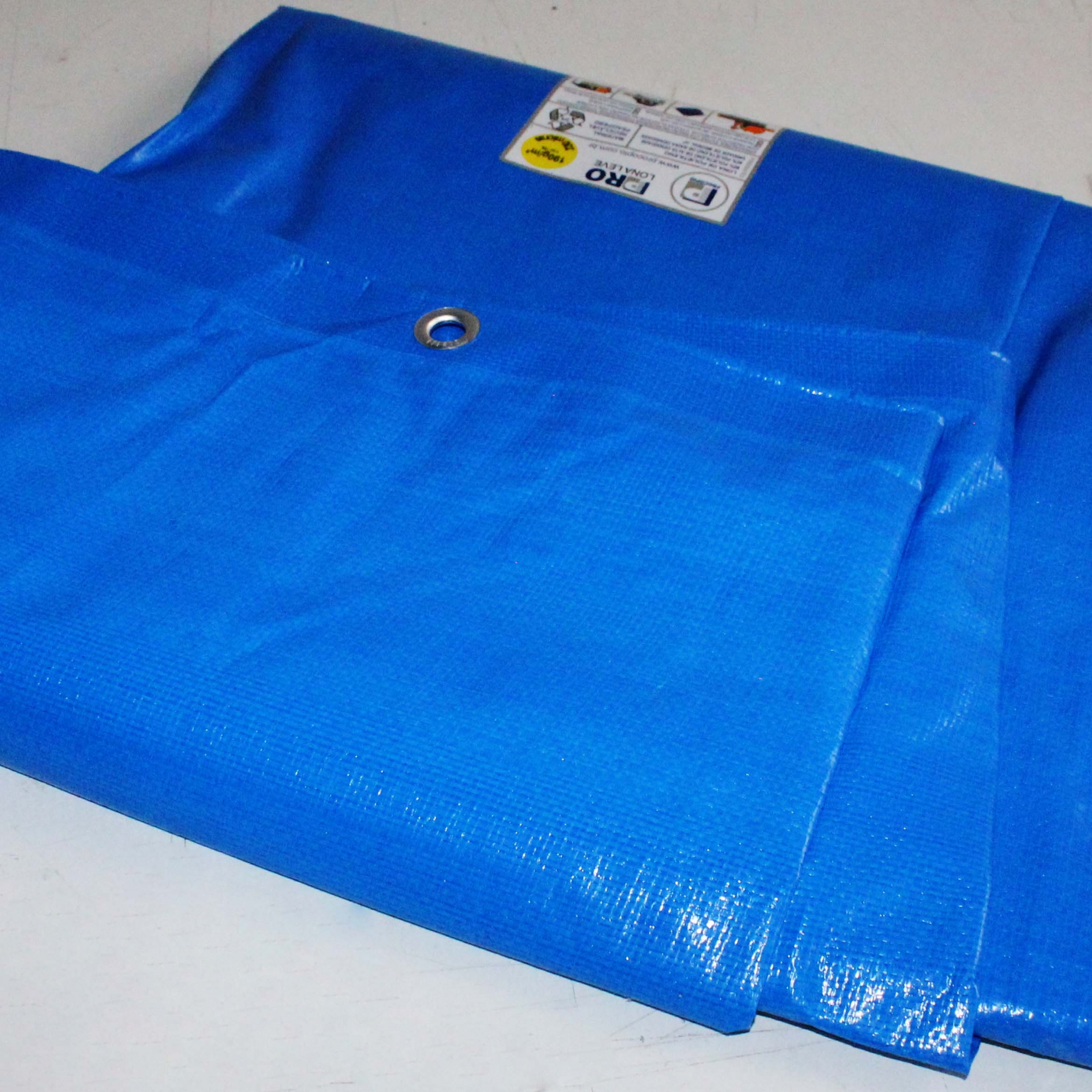 Prolona leve agric azul 3x4m