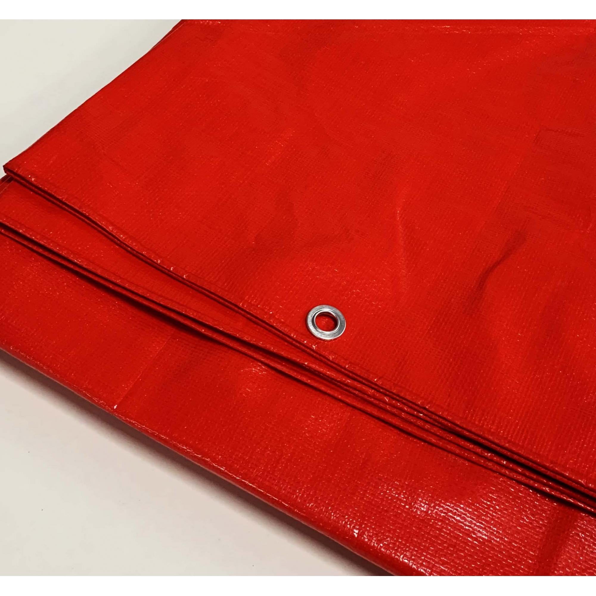Prolona leve agric vermelho 2x2m