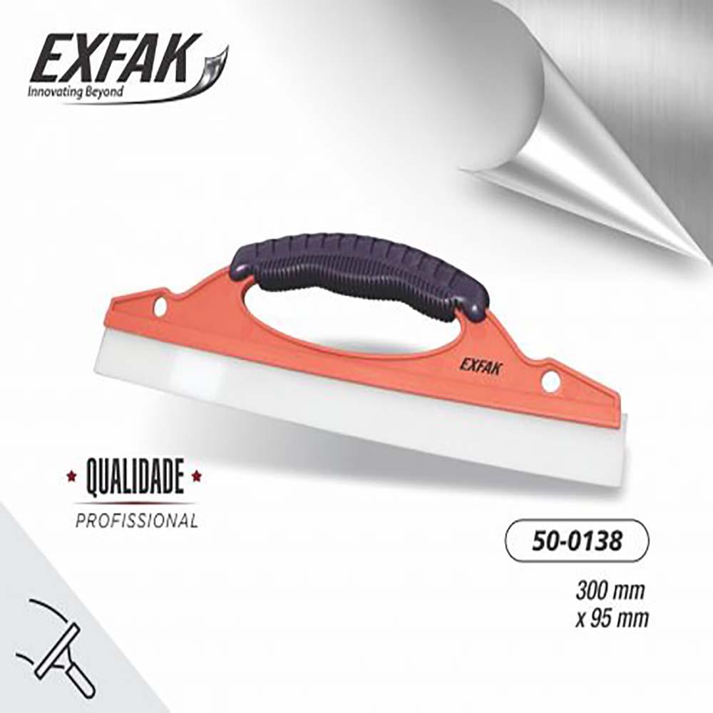 Rodo exfak de plastico com ponta emborrachada 50-0138