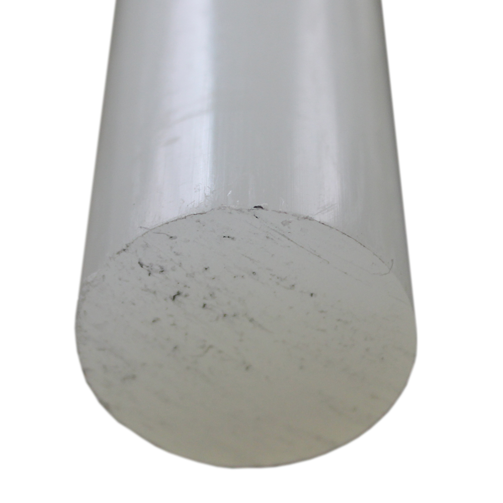 Tarugo Polietileno Natural 80mmx1000mm