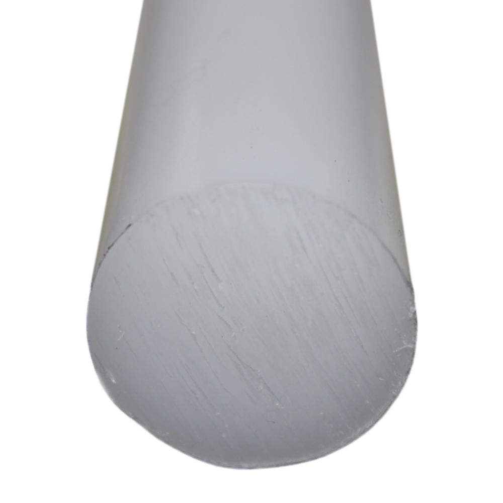 Tarugo Polipropileno Natural 28mm x 1000mm
