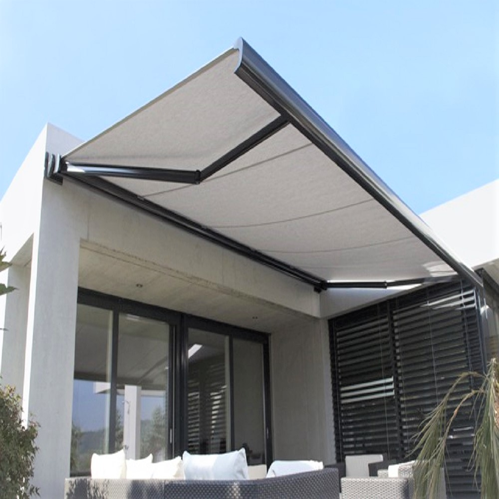 Toldo Retrátil - Art Monobloc 250 - 2,0mt x 5,0mt - Manual