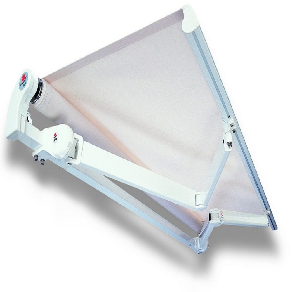 Toldo Retrátil - Art Monobloc 250 - 2,0mt x 5,50mt - Manual