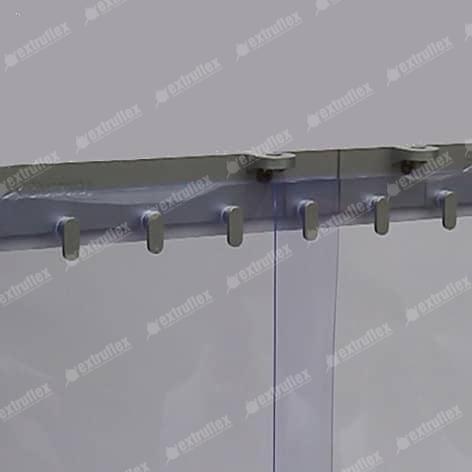 Trilho Plástico Quickmount PP 608mm