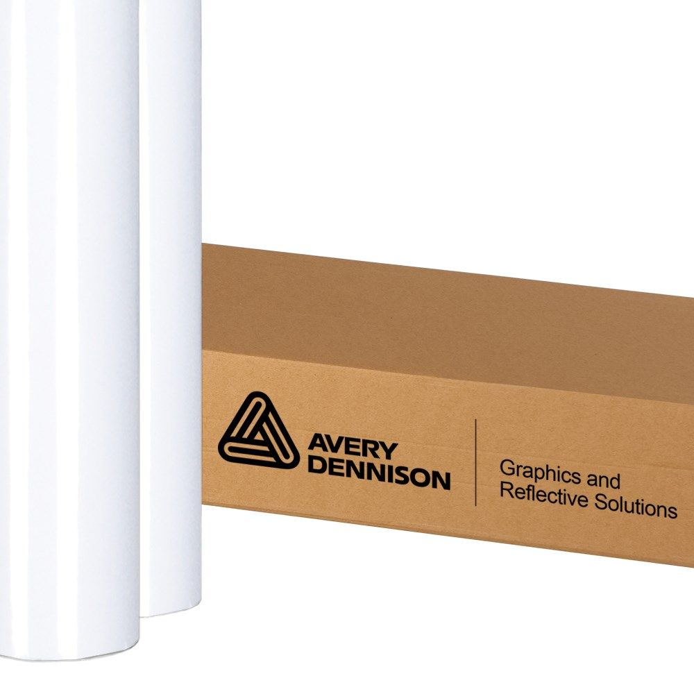 Vinil Adesivo MPI 3801 White GlossRem - 1,37 x 50m