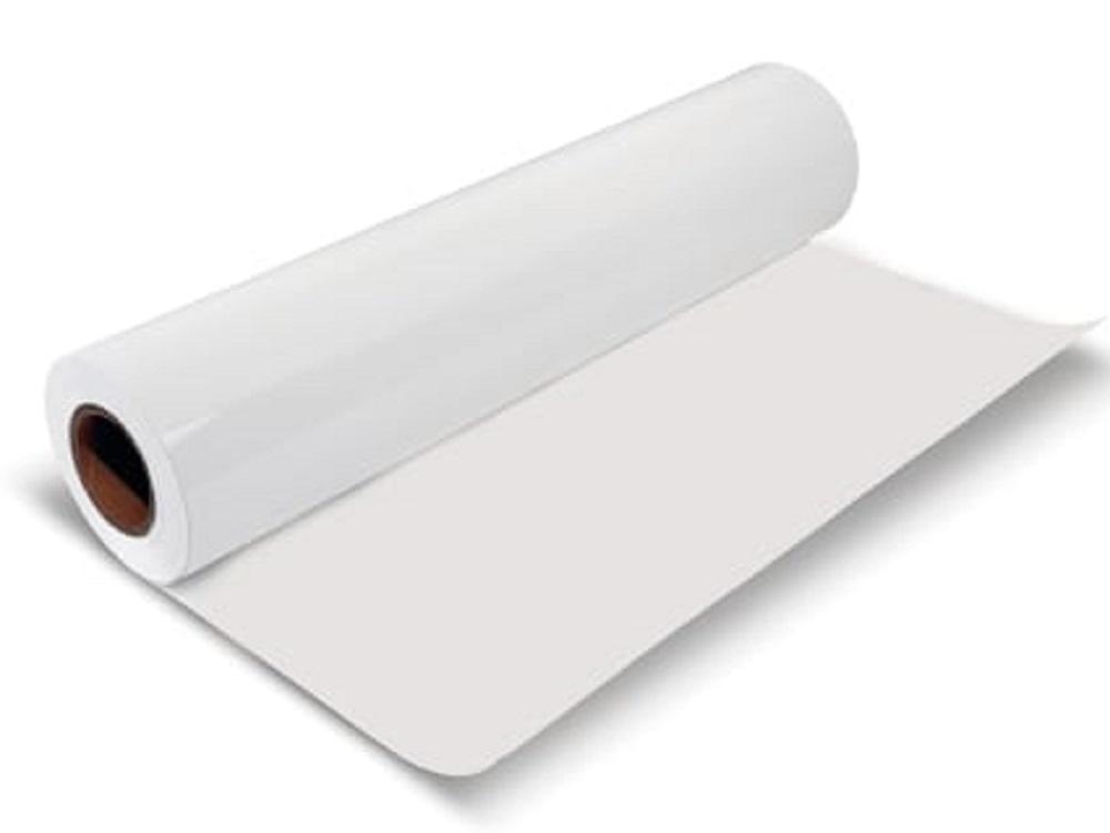 Vinil Adesivo MPI 3820 White Matt Perm- 1,27 x 50m