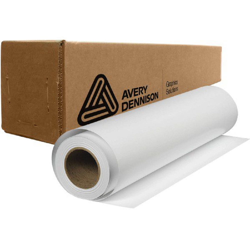 Vinil Adesivo SLP 3920 White MattPerm 1,27 x 50m