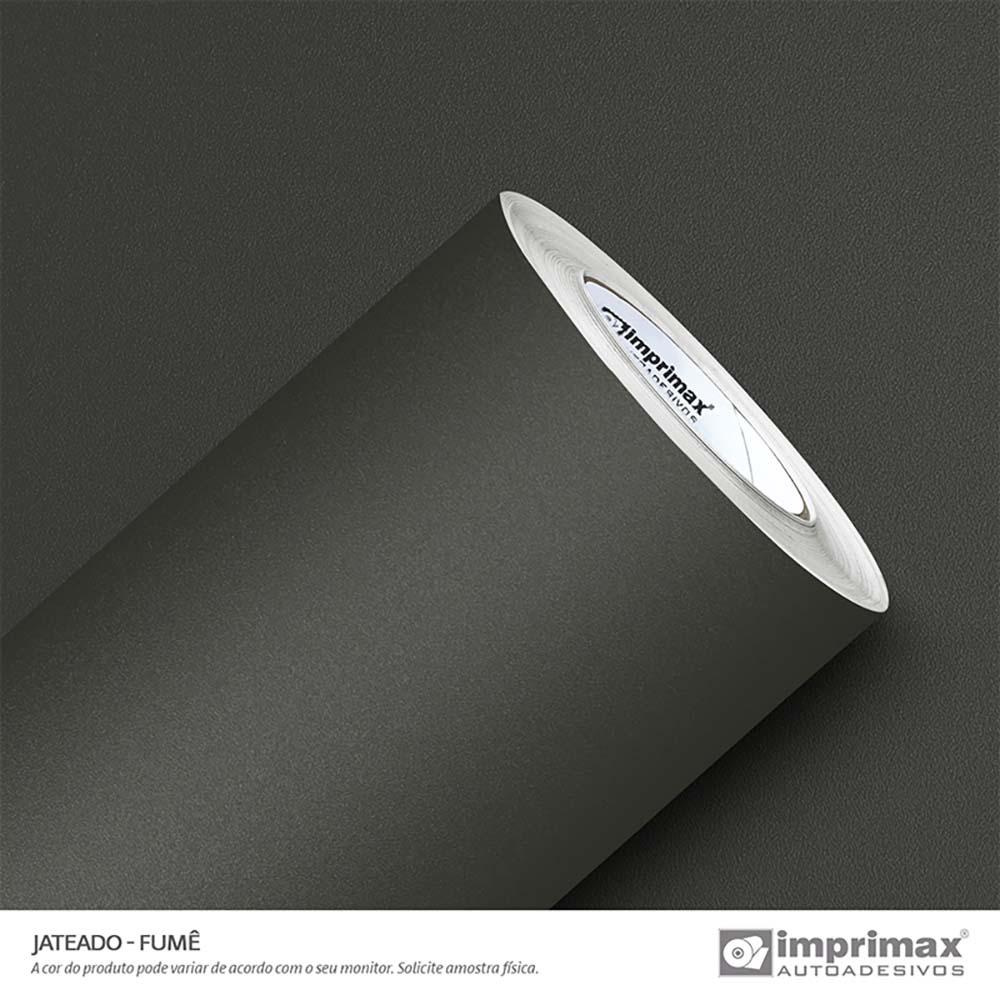 Vinil Auto Adesivo Color Max Jateado Fume 1,22x50m
