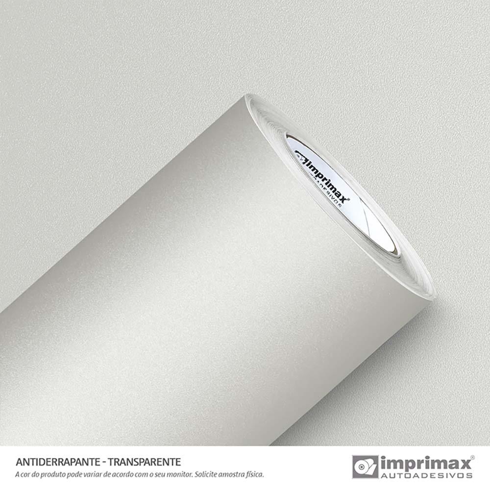 Vinil Auto Adesivo Pisomax Transparente Antiderrapante 1,22x25m
