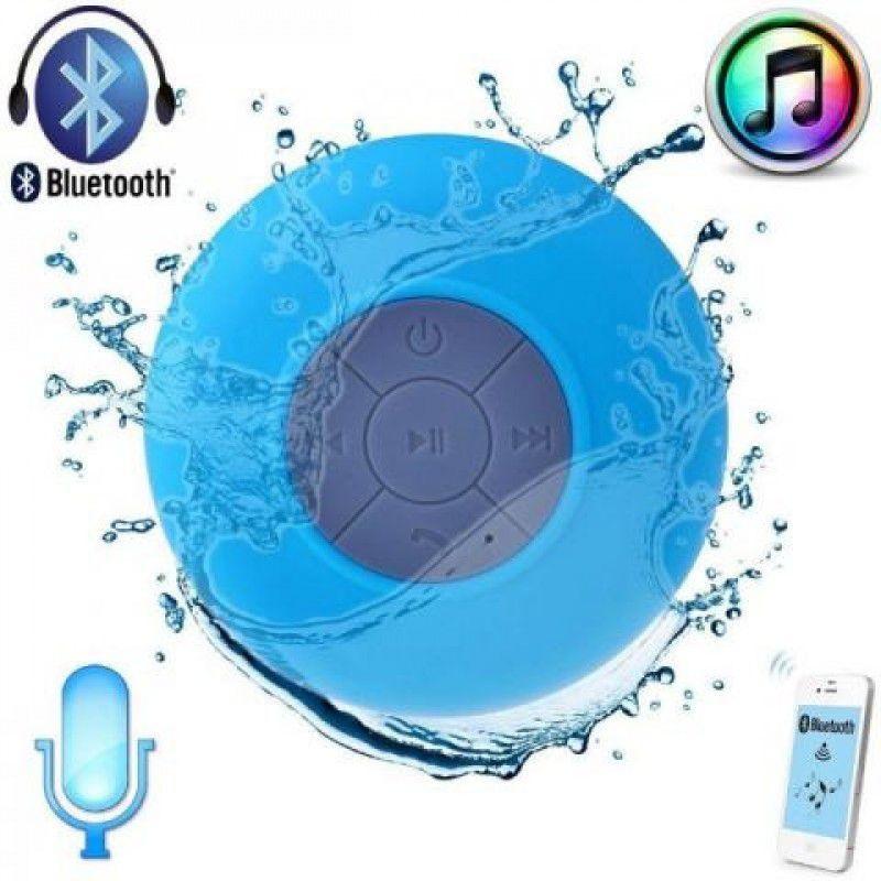 Caixa de Som Bluetooth a Prova D´água - Azul