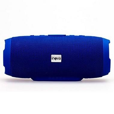 Caixa de Som Portátil Charge 3 Bluetooth Inova RAD-313Z Azul