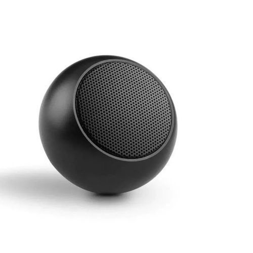 Caixinha de Som Bluetooth Portátil  M3 Mini Speaker Tws 3W - Preto