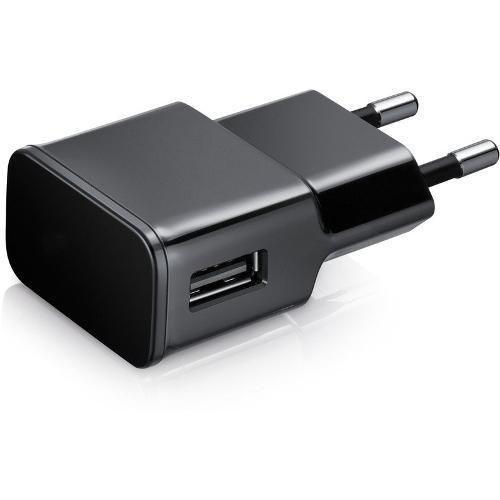 Carregador de parede Micro USB para Smartphone Samsung Galaxy - Preto