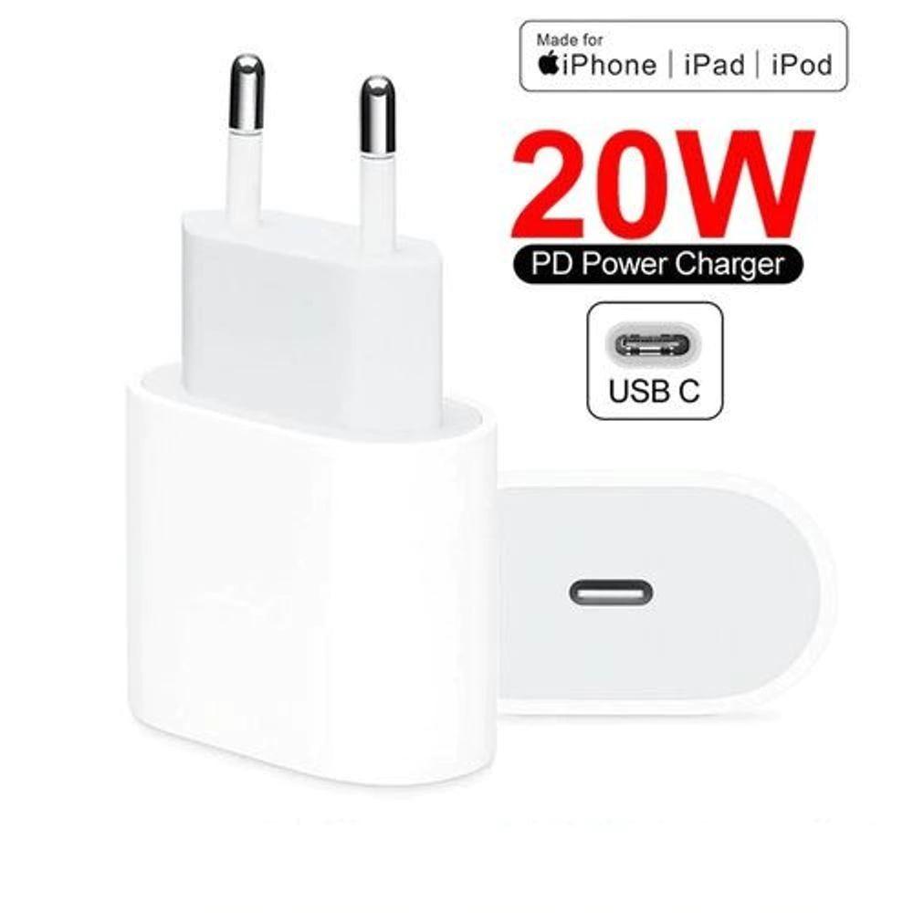 Carregador USB-C Apple 20W