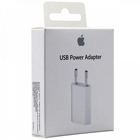 Carregador USB Power Adapter Tomada de 5W para Iphone Md813zm/A