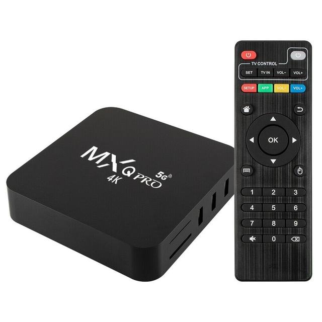 Conversor digital transforma tv em smart 128GB