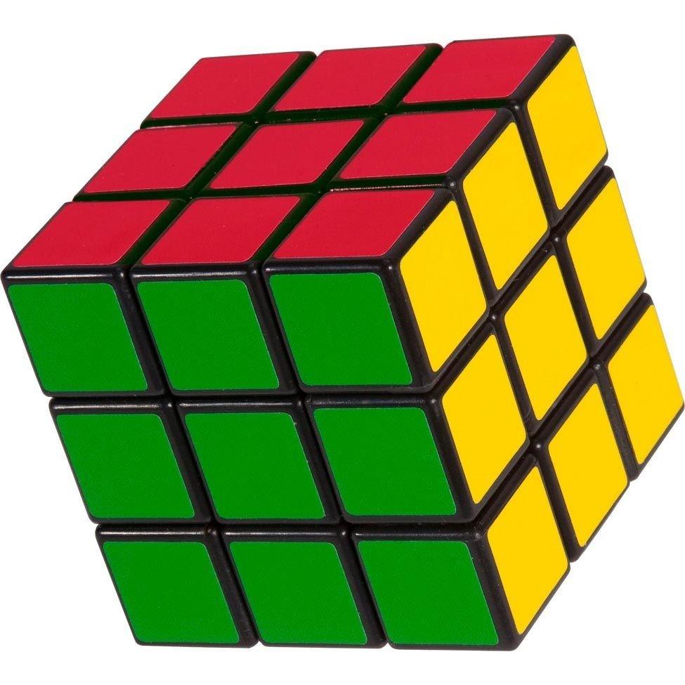 Cubo Mágico Rubik's 5cm X 5cm