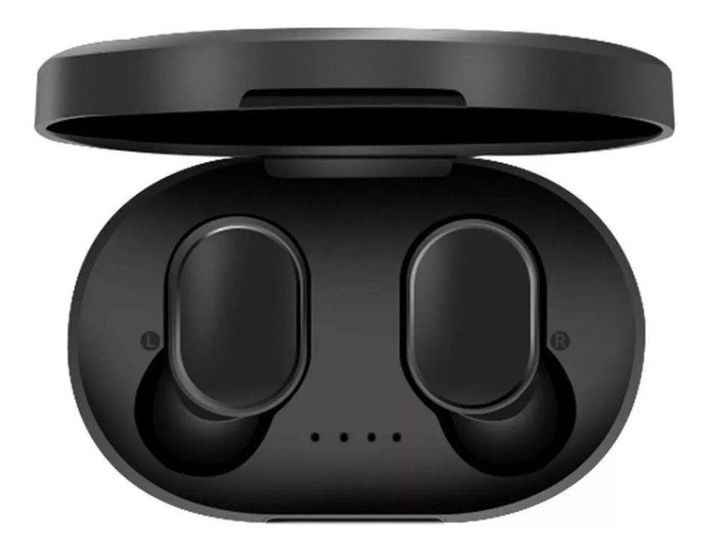 Fone de ouvido Airdots A6s TWS Bluetooth 5.0 Universal para Android e IOS